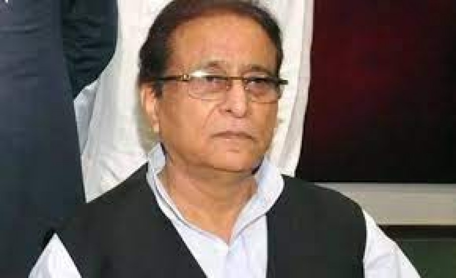 File photo of Azam Khan